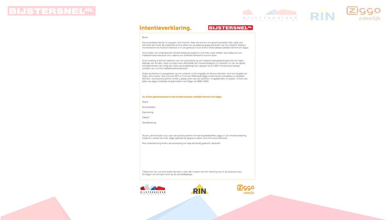 Complete oplossing over 1 breedbandverbinding Gemakkelijk aan te passen aan uw bedrijfssituatie Zakelijke service met garanties Dé voordelen van Connect MKB