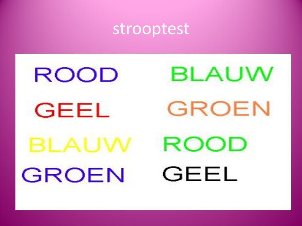 strooptest