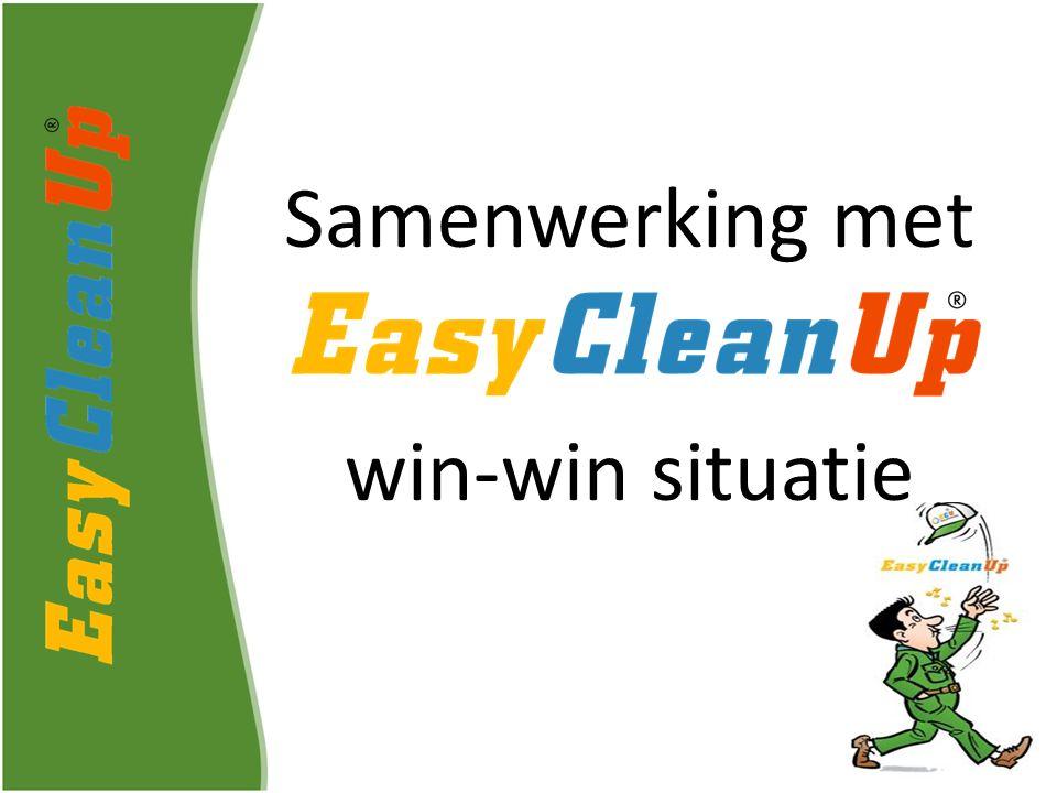 Samenwerking met win-win situatie