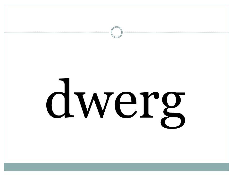 dwerg