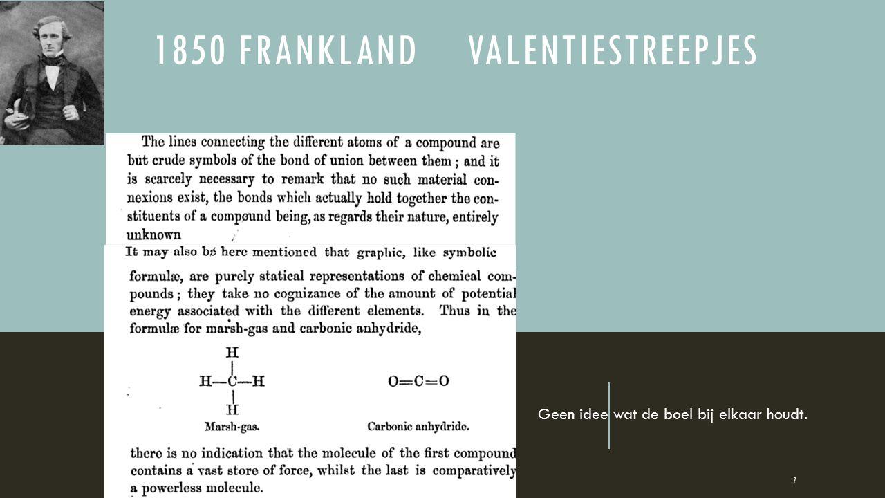 1850 FRANKLAND VALENTIESTREEPJES Geen idee wat de boel bij elkaar houdt. 7