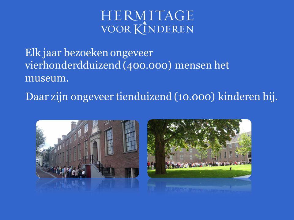 Elk jaar bezoeken ongeveer vierhonderdduizend (400.000) mensen het museum.