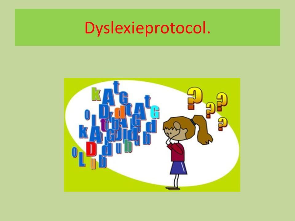 Dyslexieprotocol.