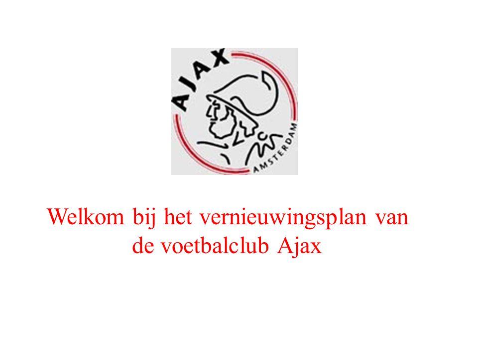 Natuurlijk weten wij allemaal dat Ajax meer is dan een voetbalclub, namelijk...