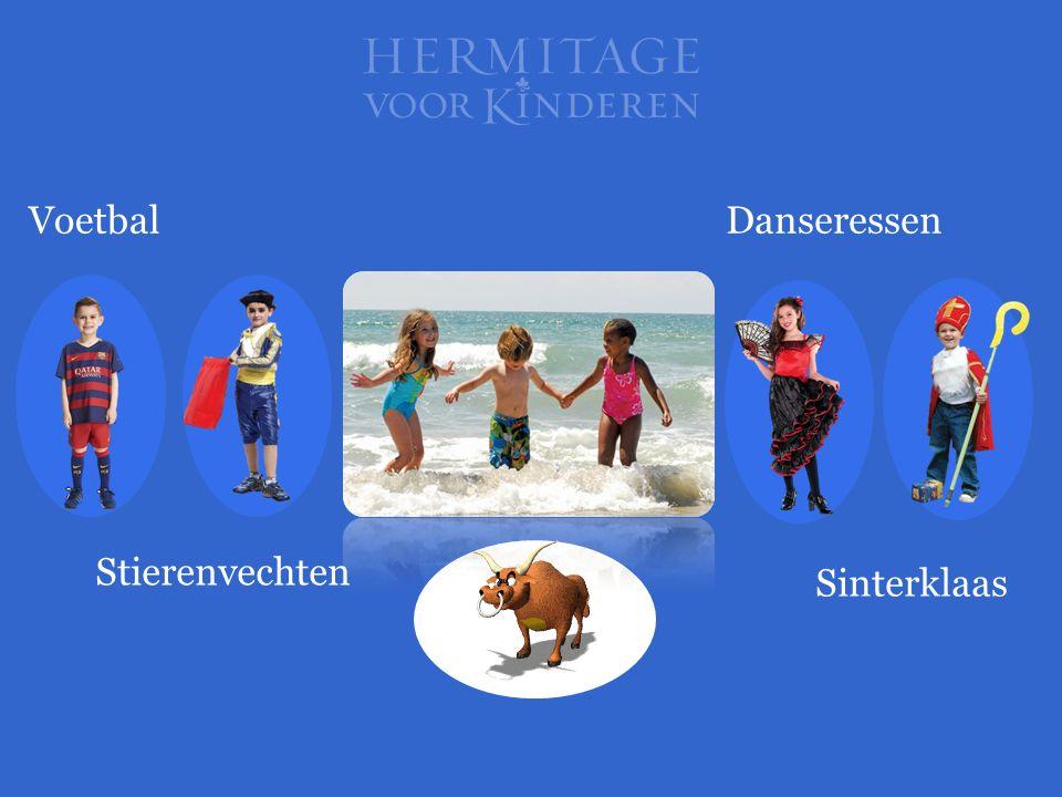 DanseressenVoetbal Stierenvechten Sinterklaas