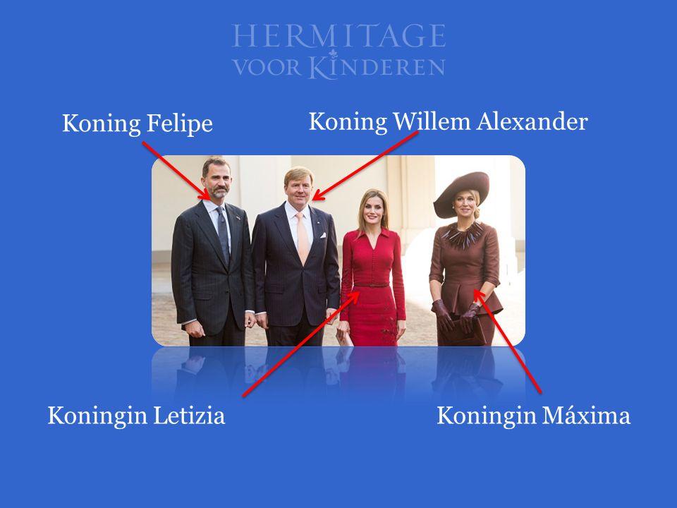 Koning Felipe Koningin Máxima Koningin Letizia Koning Willem Alexander