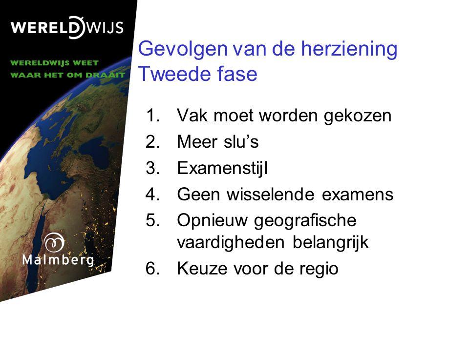 De oplossingen van Wereldwijs 1.Vak moet worden gekozen Aantrekkelijk boek voor leerlingen Aansluiten op de wereld van vandaag Maatschappelijk relevant Uitdagende opdrachten Handvatten voor goed resultaat op examen
