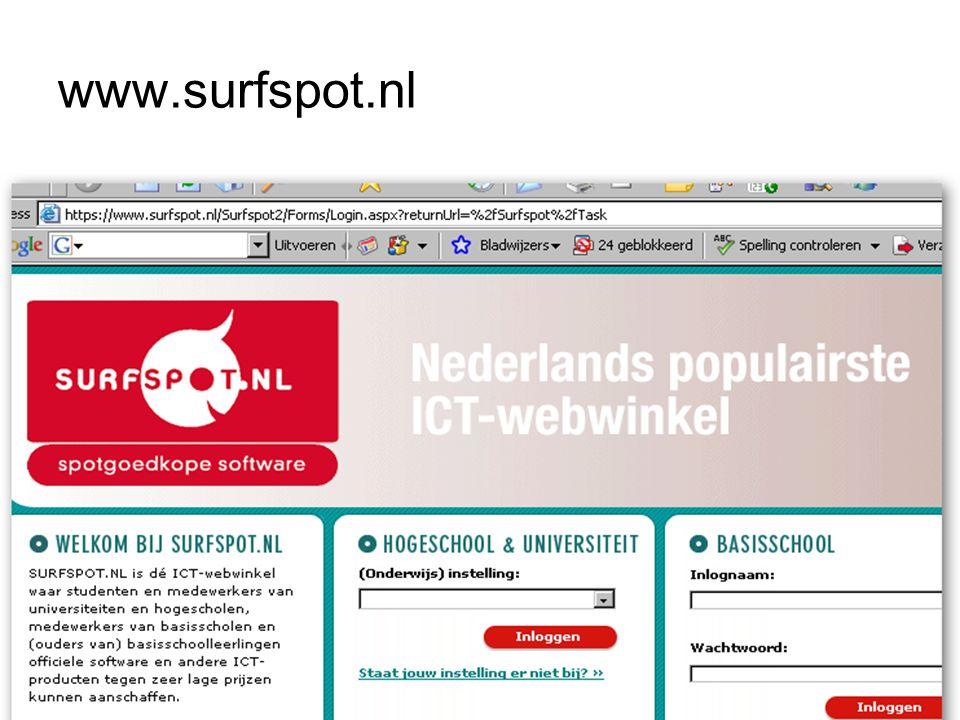 73 www.surfspot.nl