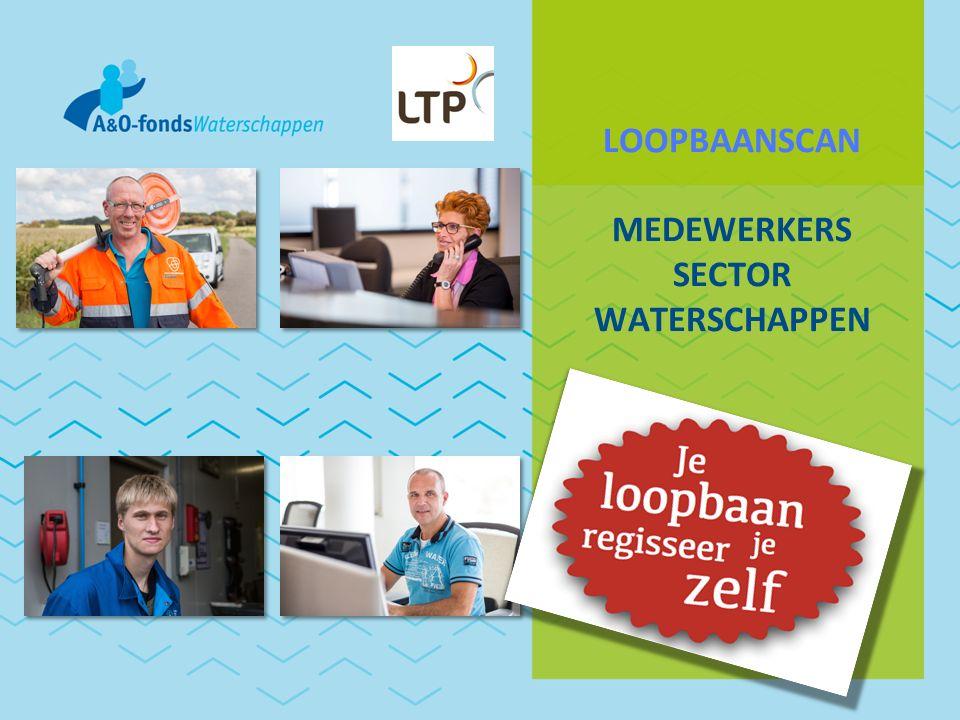 LOOPBAANSCAN MEDEWERKERS SECTOR WATERSCHAPPEN