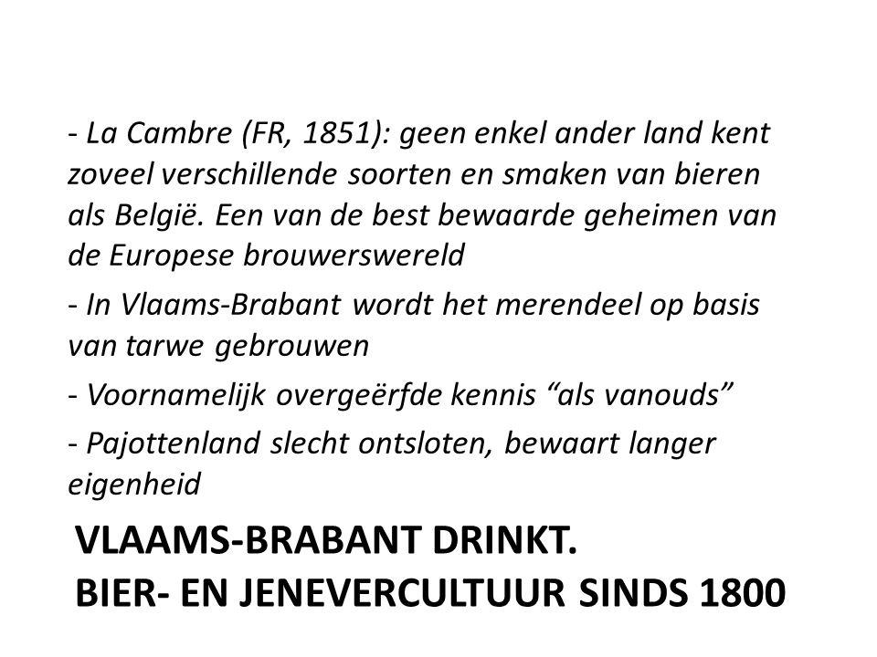 VLAAMS-BRABANT DRINKT.