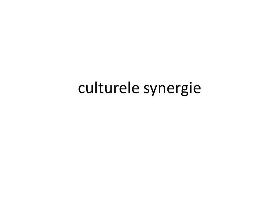 culturele synergie