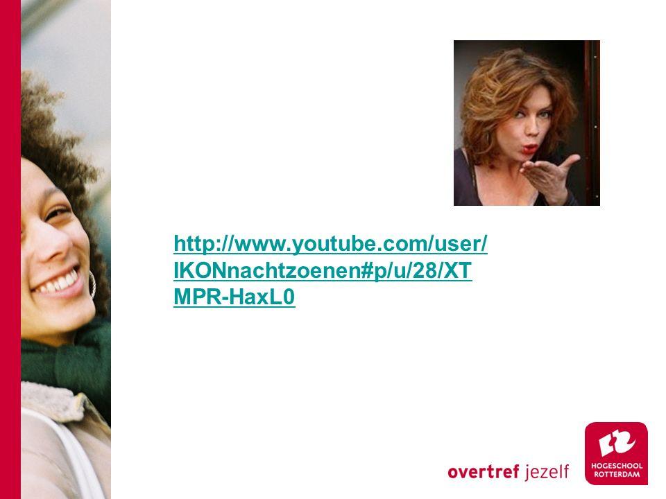 http://www.youtube.com/user/ IKONnachtzoenen#p/u/28/XT MPR-HaxL0