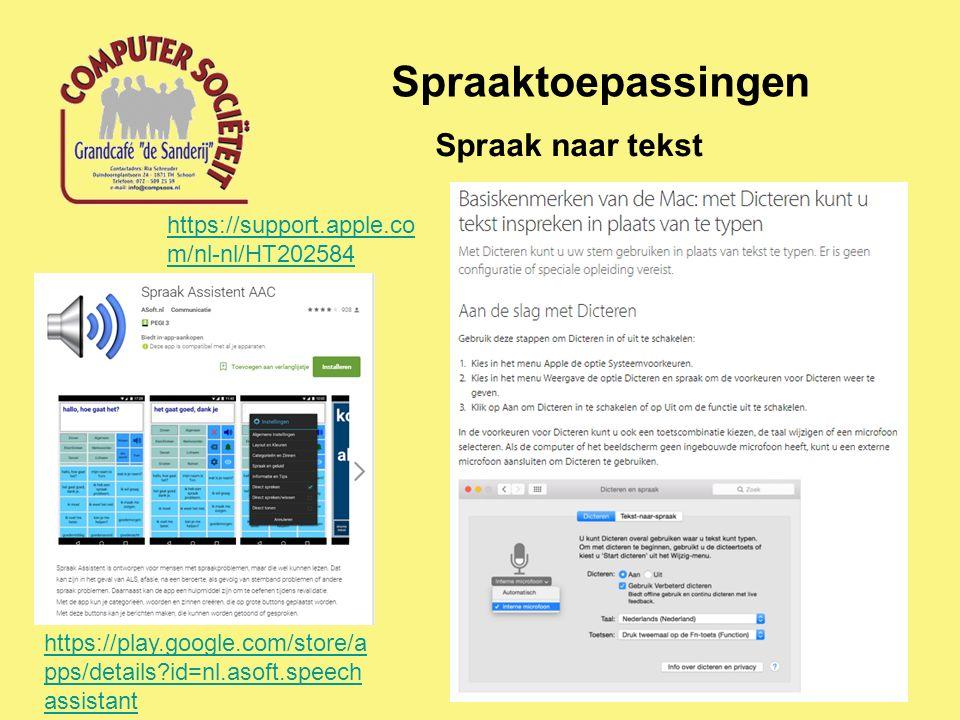 Spraaktoepassingen Spraakgestuurd zoeken https://www.rendement.nl/ni euws/id3177- spraakgestuurd-zoeken- met-uw-smartphone.html
