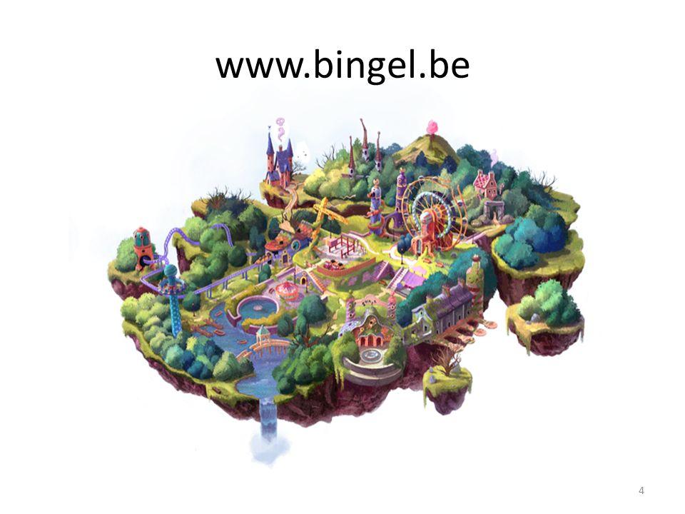 www.bingel.be 4