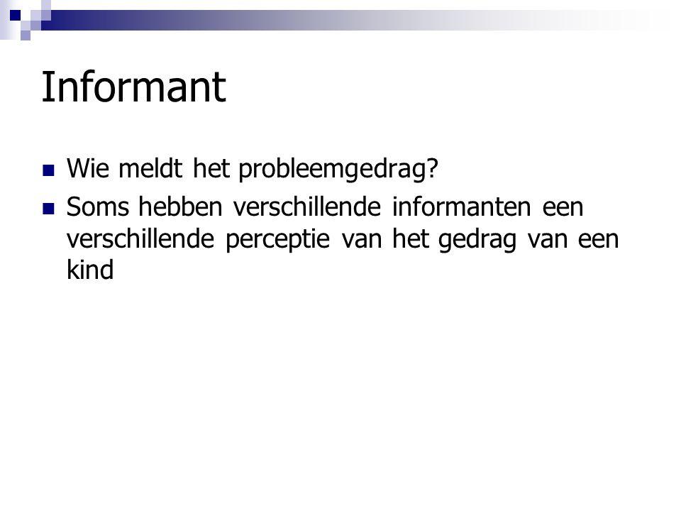 Illustratie 1: Opvoedingsprobleem eetsituatie Videofragment: De kinderpsycholoog (dr.