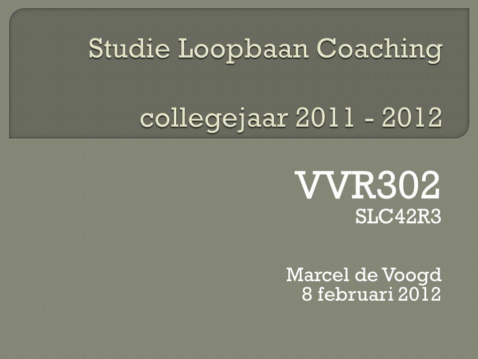 VVR302 SLC42R3 Marcel de Voogd 8 februari 2012