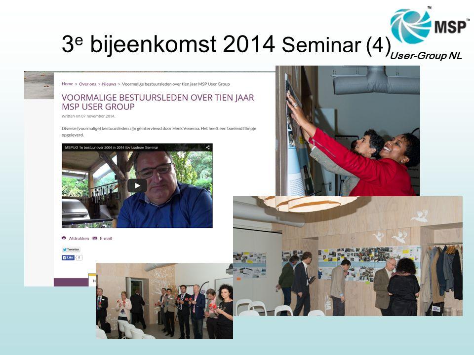 User-Group NL 3 e bijeenkomst 2014 Seminar (4)