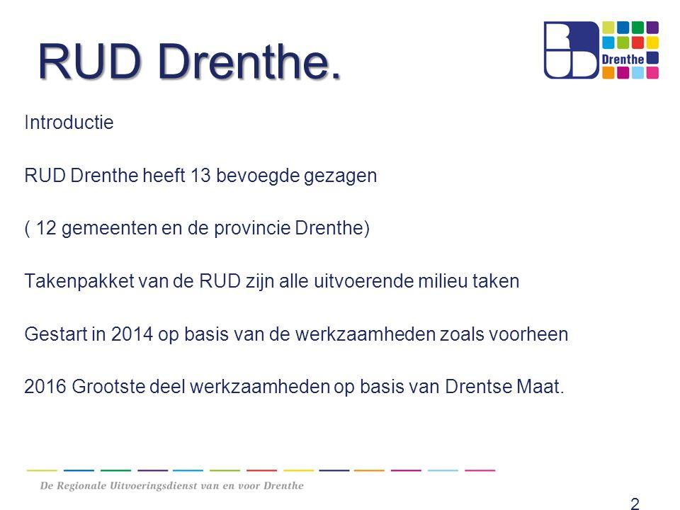 RUD Drenthe.