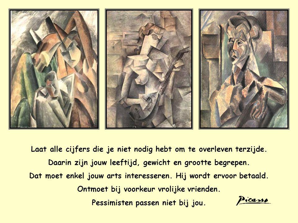 Pablo Ruiz y Picasso (Málaga, 25 oktober 1881 – Mougins, 8 april 1973), was een Spaans kunstschilder, tekenaar, beeldhouwer, grafisch kunstenaar en keramist.