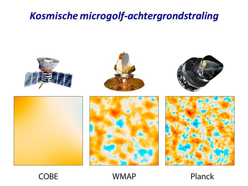Kosmische microgolf-achtergrondstraling