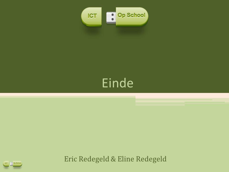 Einde Eric Redegeld & Eline Redegeld