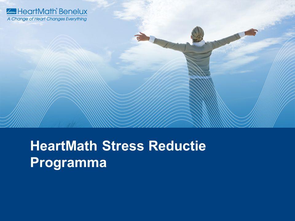 HeartMath, Achtergrond Opgericht in 1991 als non-profit research center, USA HeartMath programma's zijn op 5 continenten geimplementeerd Sinds 2001 ook in Nederland actief In 2004 HeartMath NL In 2007 HeartMath Benelux Vanaf 2008 ook in Duitsland actief