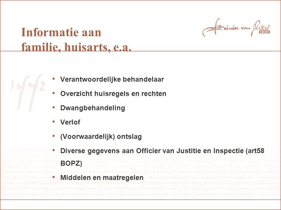 Beperking van fundamentele rechten Post Bezoek Bewegingsvrijheid Telefoonverkeer > art. 40 BOPZ