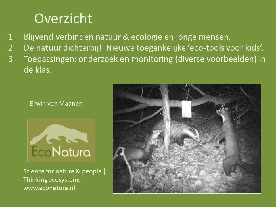 Cameraval-doos voor kleine dieren www.kleinemarters.nl