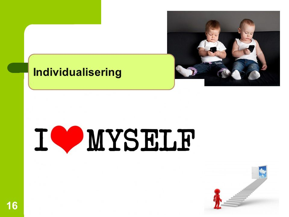 16 Individualisering