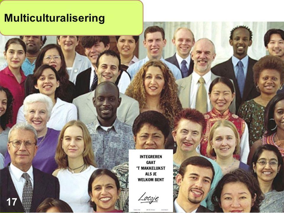 17 Multiculturalisering