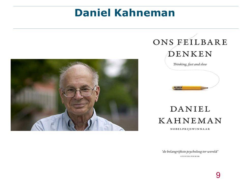 Daniel Kahneman 9