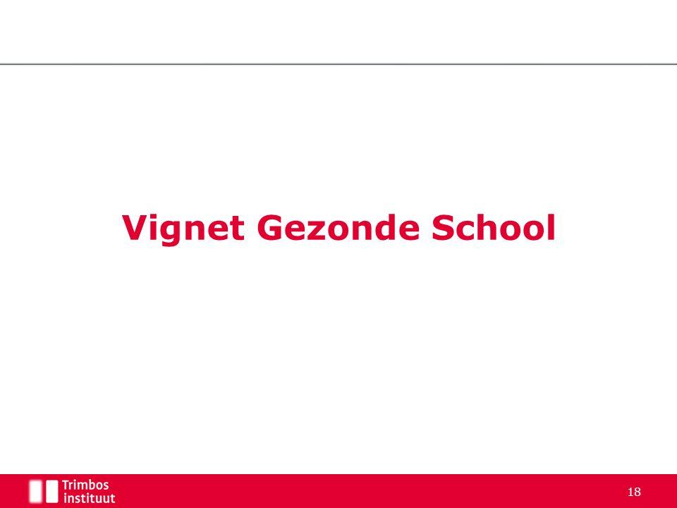 Vignet Gezonde School 18