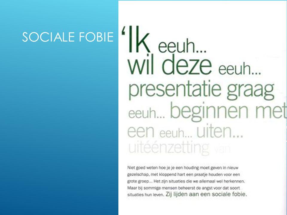 SOCIALE FOBIE 9