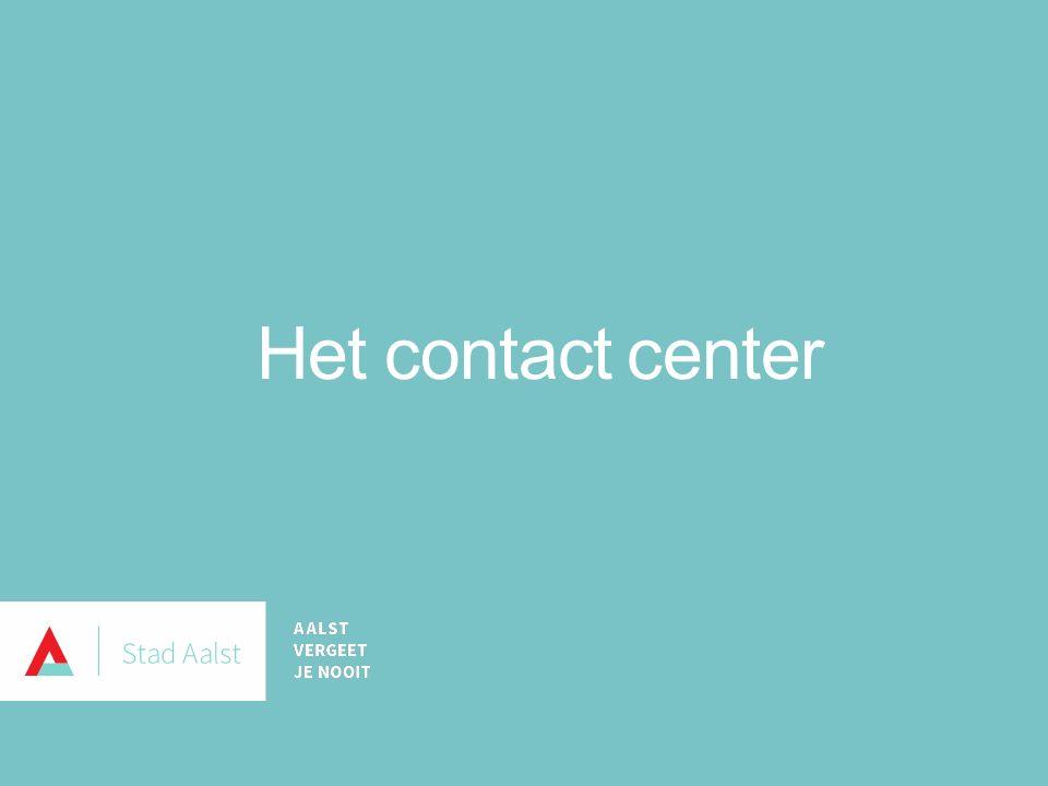 Het contact center