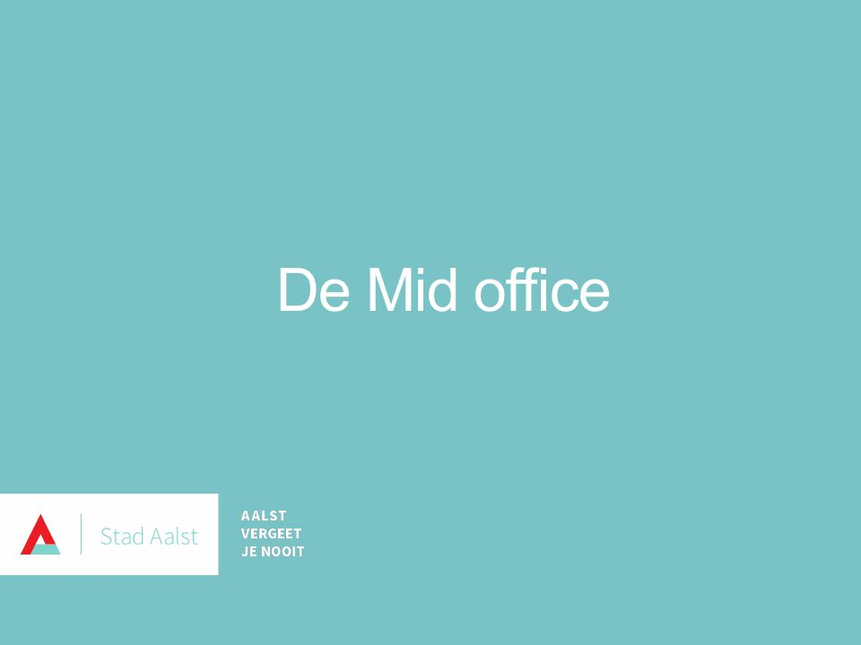 De Mid office