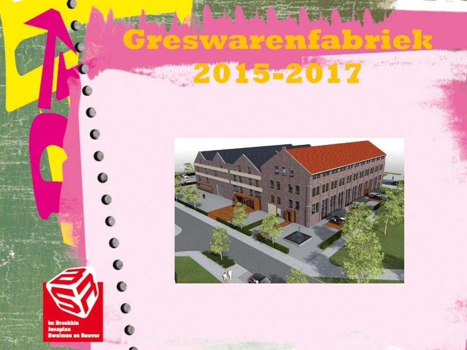 Greswarenfabriek 2015-2017
