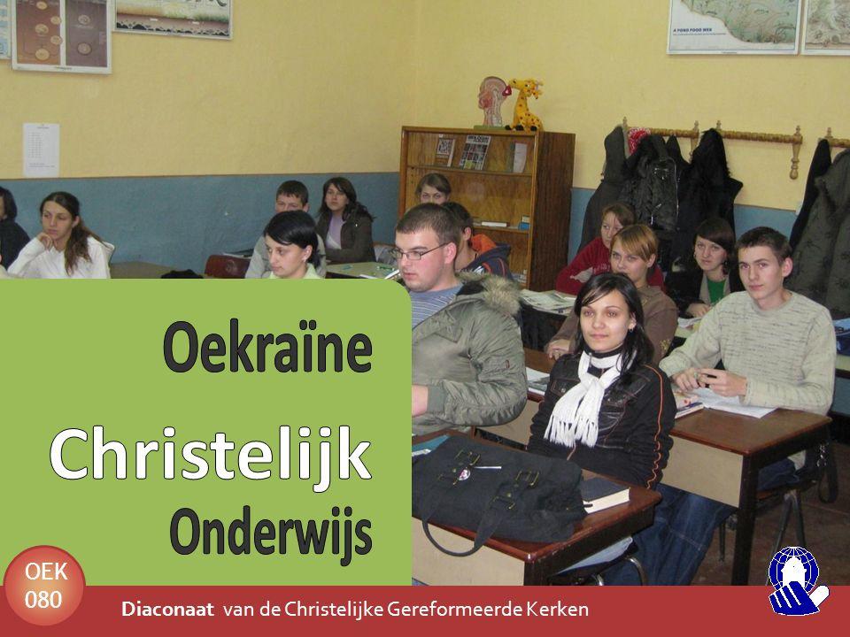 OEK 080 Diaconaat van de Christelijke Gereformeerde Kerken