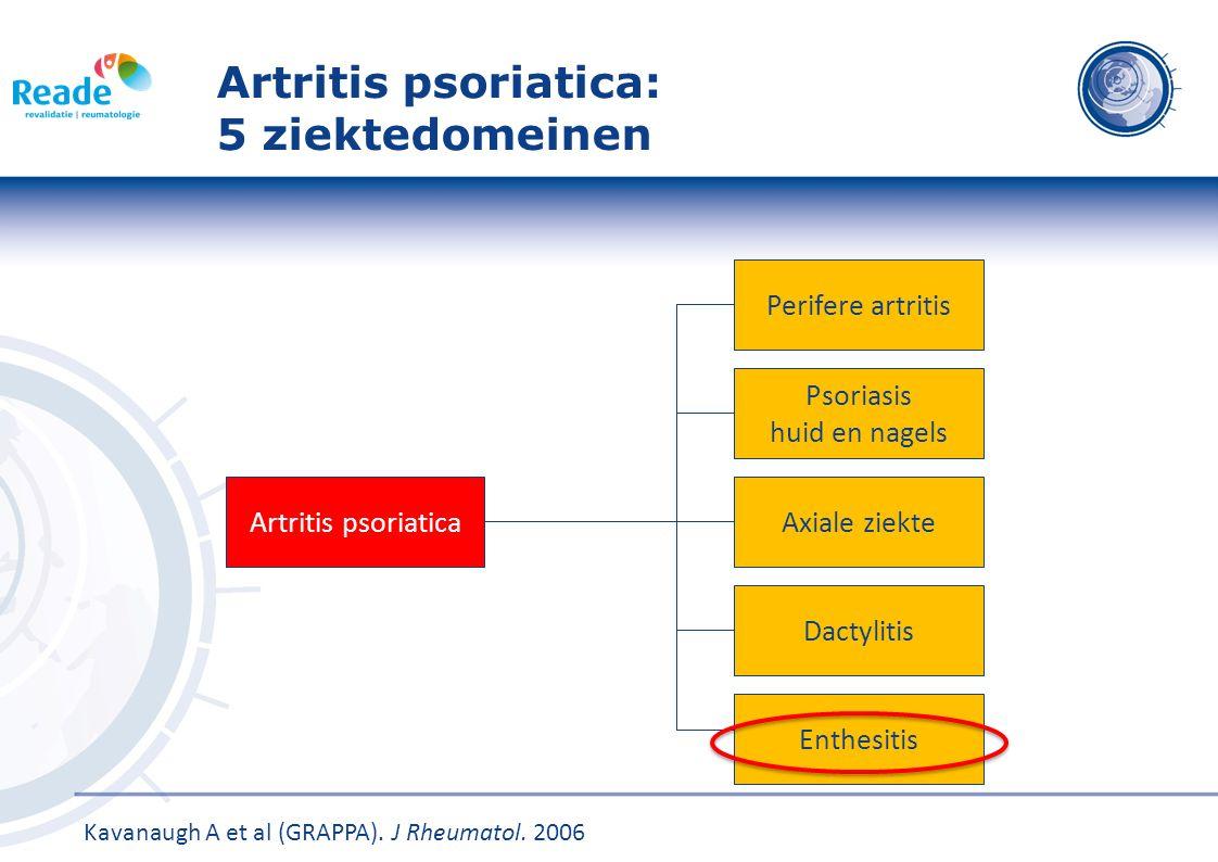 Tan AL et al, Rheumatology 2007 Relatie enthesis-DIP-nagel