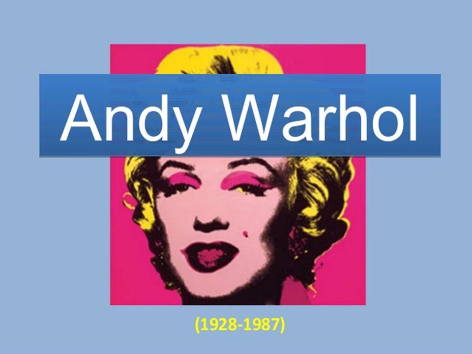 Wie is Andy Warhol? klik hier