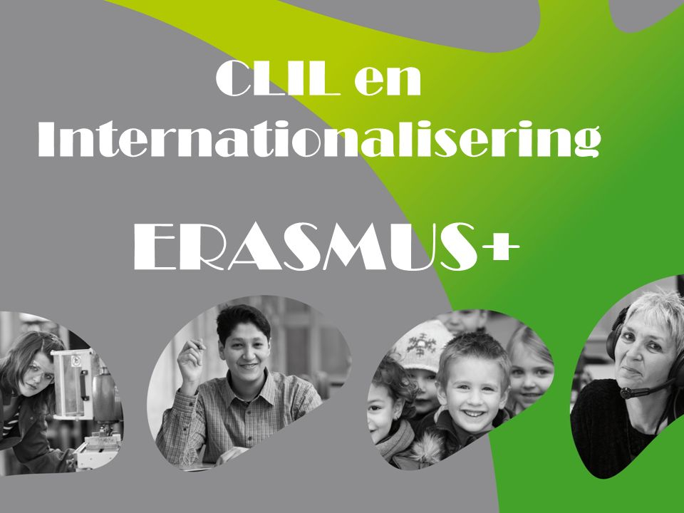 ERASMUS+ CLIL en Internationalisering