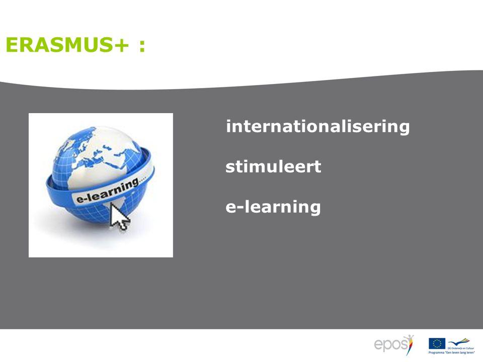 KA2: activiteiten: mobiliteit voor lkrn/dir * langdurige onderwijs-/opleidingstaken (2 – 12 ma) * kort: joint staff training (5 d tot 2 ma)