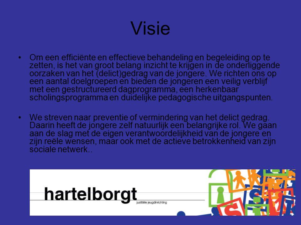 Visie Om een efficiënte en effectieve behandeling en begeleiding op te zetten, is het van groot belang inzicht te krijgen in de onderliggende oorzaken