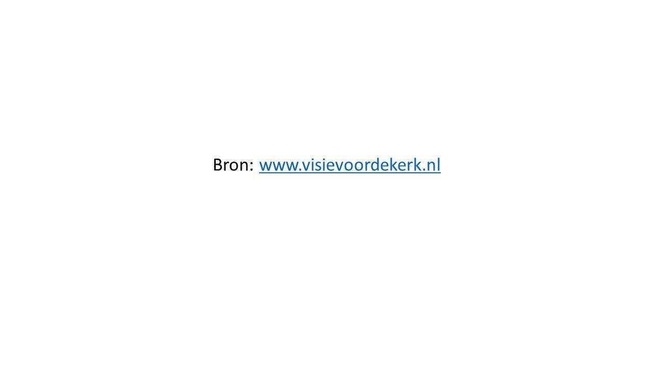 Bron: www.visievoordekerk.nlwww.visievoordekerk.nl