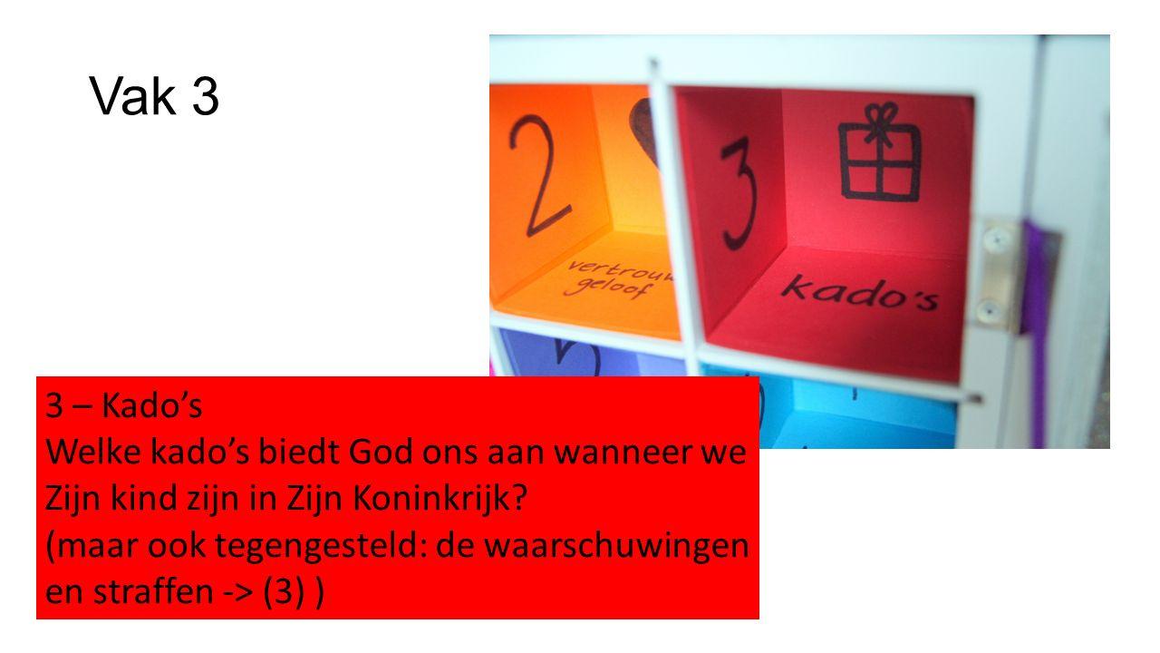 Vak 4 4 - Gebed Waarover wordt met God gepraat van hart tot hart? (gebedsonderwerpen)