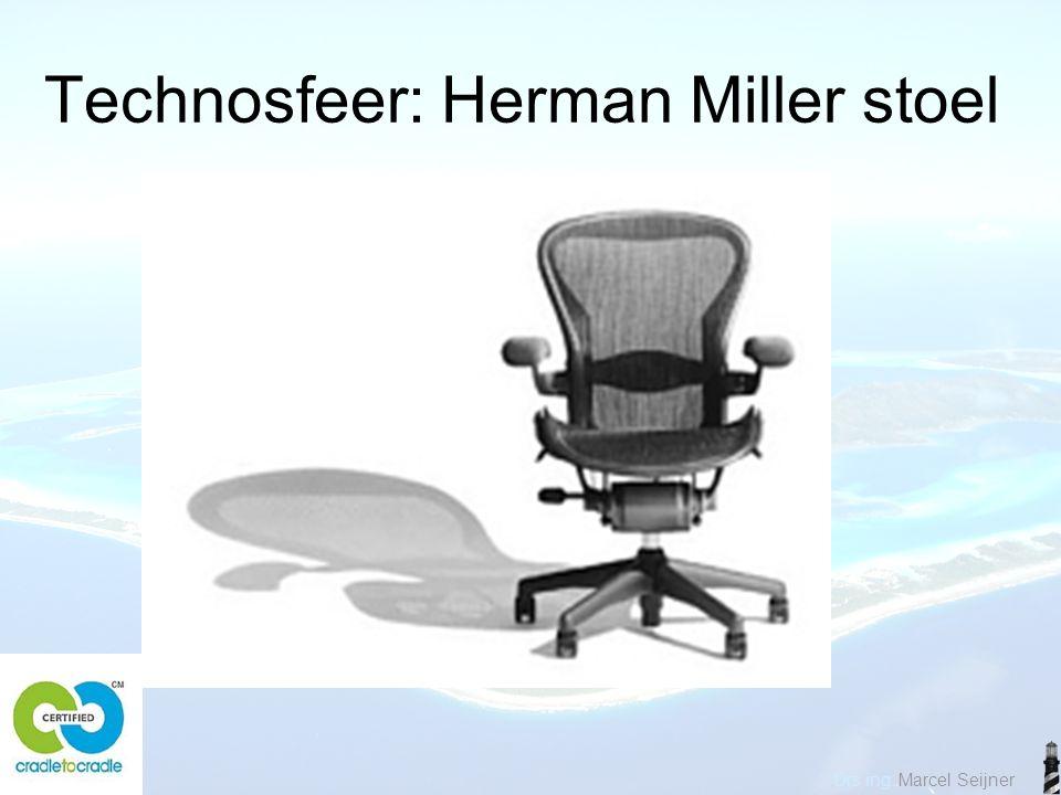 Technosfeer: Herman Miller stoel