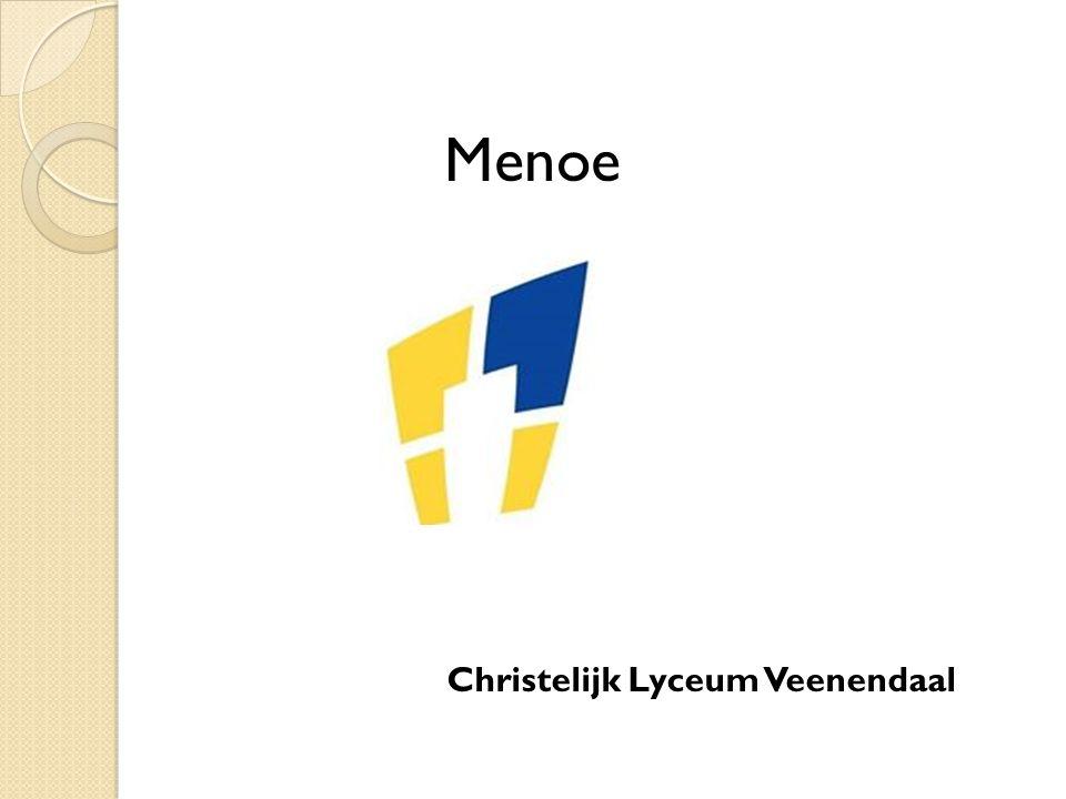 Christelijk Lyceum Veenendaal Menoe