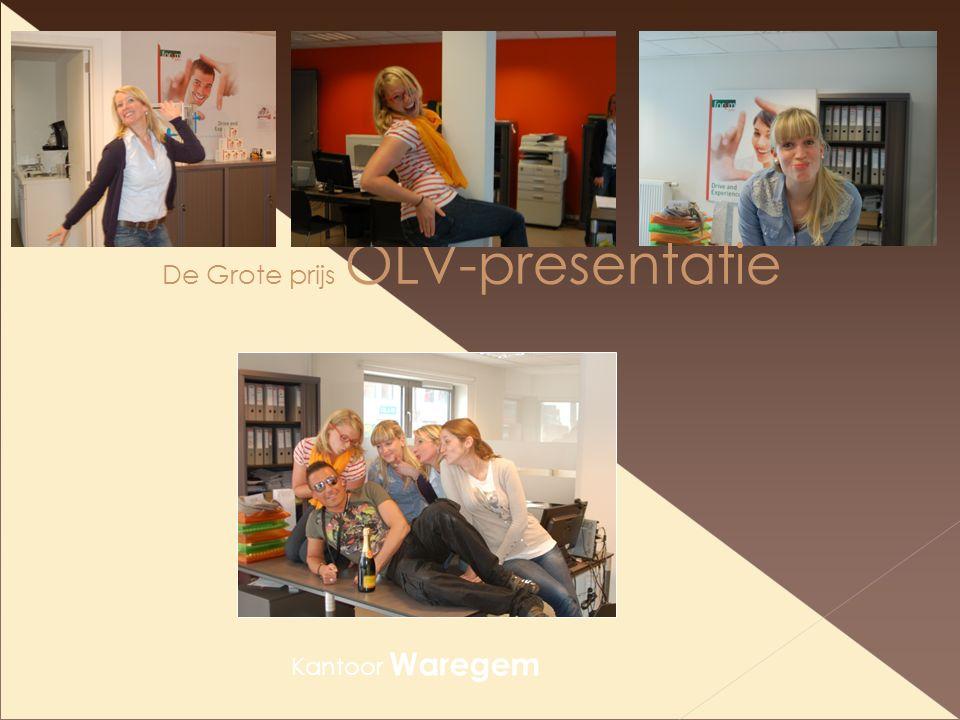 De Grote prijs OLV-presentatie Kantoor Waregem