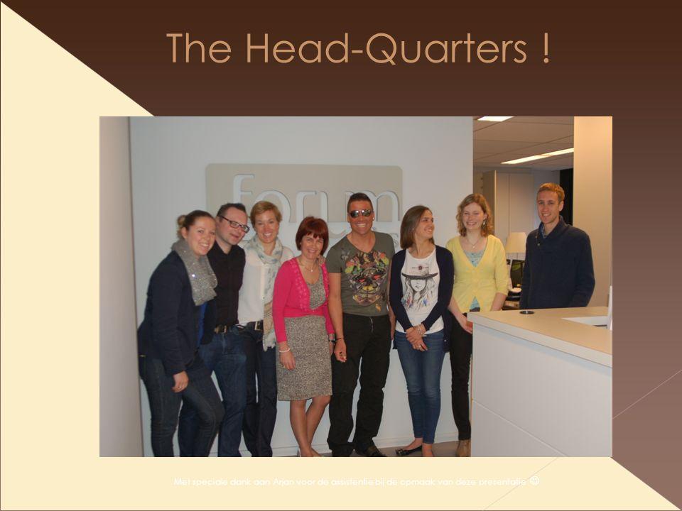 The Head-Quarters .