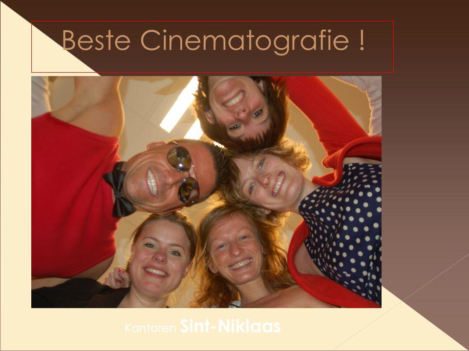 Beste Cinematografie ! Kantoren Sint-Niklaas