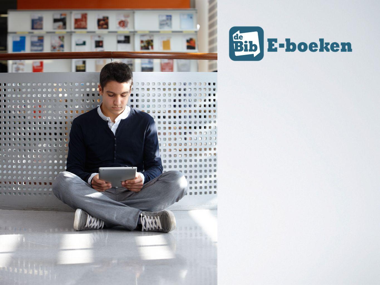 E-boekenkaart : 3 voor 5 Euro Gevarieerd 400-tal titels Gratis lezen binnen de bibliotheek Offline lezen via de app 4 weken uitleentijd via de app Pilootproject van één jaar